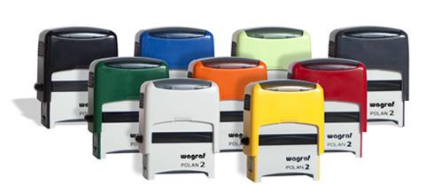 Pieczęcie Wagraf Polan kolory